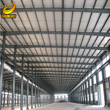 Industrial structural steel shed building plans