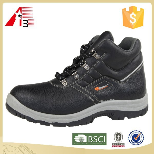 Chinese supplier wholesale steel toe men work boots