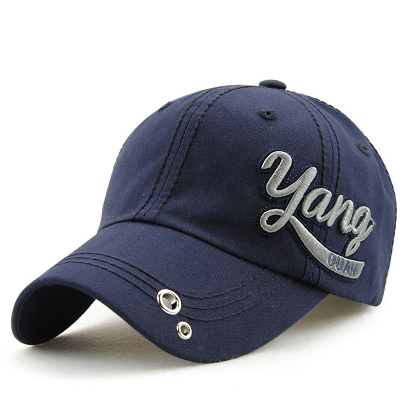 Factory supply cheap stone washed baseball cap for xcmg spare parts