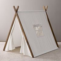 children kids play indian pop up teepee tent fabric teepee
