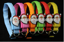 Christmas Series Dog Collars Santa Claus LED Dog Collar
