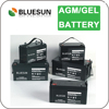 Bluesun 12v 180ah gel solar battery price for solar home lighting system