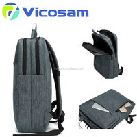 High quality nylon waterproof fashion and sport laptop backpack / backpack laptop bags
