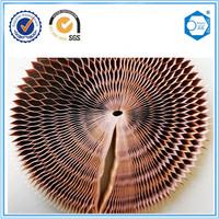 China Suzhou Fill Material Paper Honeycomb Door Core