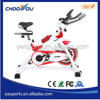Top level hot sell exercise flywheel spinning bike