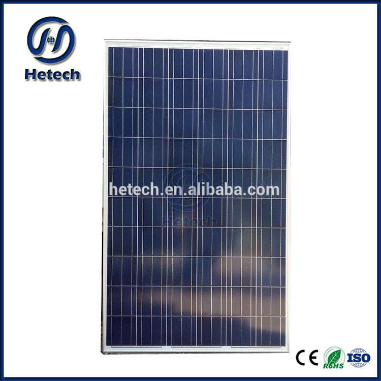 best price high efficiency 250w poly solar panels With Professional Technical Support
