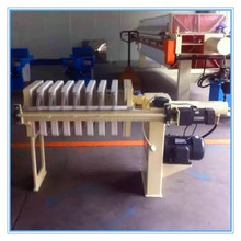 320 Small Size Automatic One Time Open Filter Press