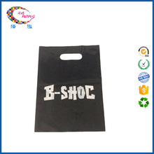 Cheap plastic gift bags bulk clear bag with strong material
