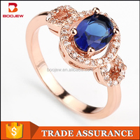2016 fashion jewelry gold plating 925 silver ring gemstone finger amethyst ring women silver ring