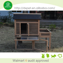 Durable large size easy clean chicken house plastic