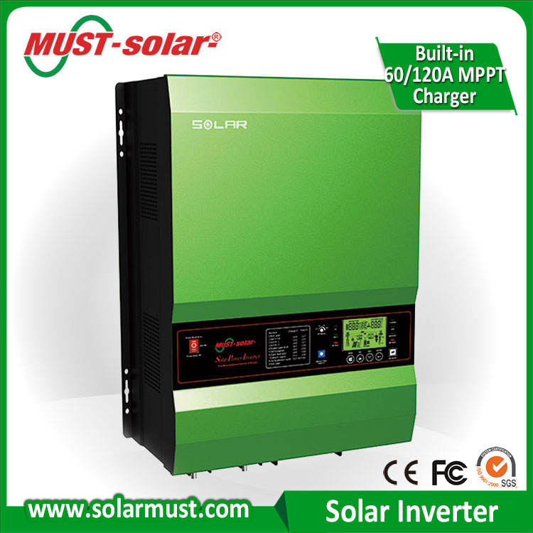 Best Solar System for Home Poly Panels 250W Generator CompatibleSolar Power High Efficiency 220v Solar Inverter