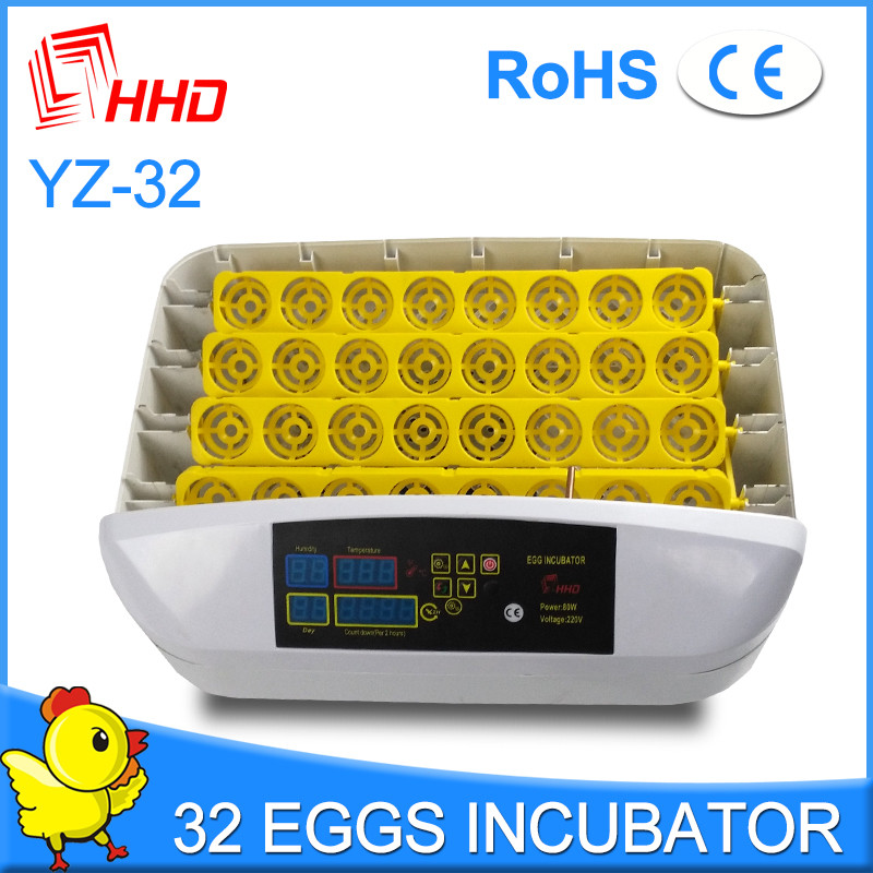 New design controller HHD high quality automatic dog incubator for sale YZ-32