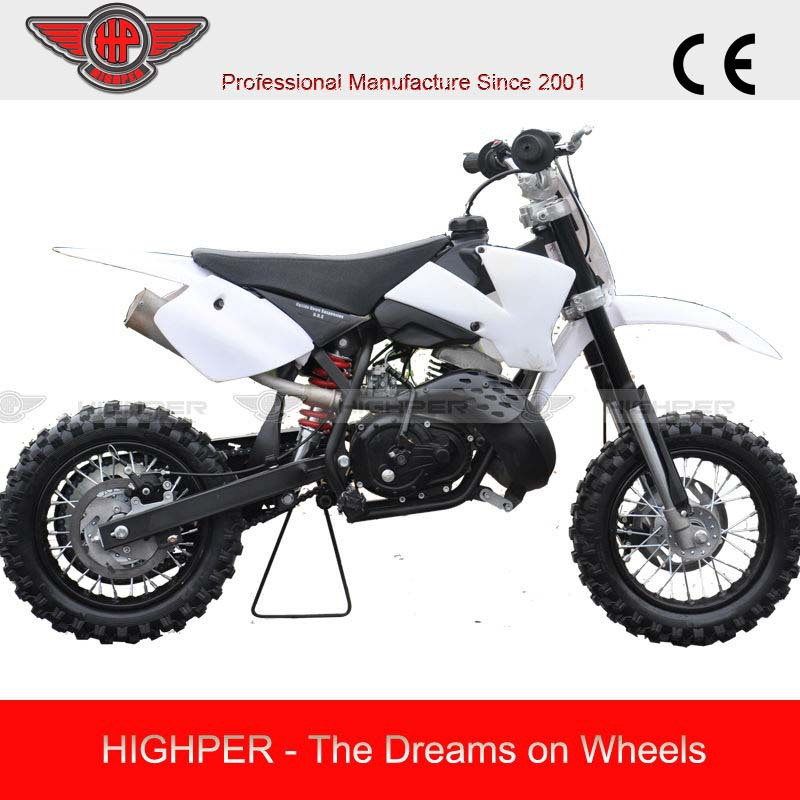 Chinese Popular Mini Dirt Bike Mini Motorcycles with 2 Stroke with CE Approval(DB501A)