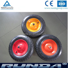 10,12,13, 14, 16, inch pneumatic wheelbarrow wheel