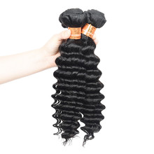 JFY Factory Wholesale 6A Grade Brazilian Virgin Hair Deep Wave 100 Human Hair Deep Curly Brazilian Deep Wave Hair