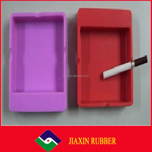 New design colorful silicone military ashtray, funny ashtray, portable ashtray