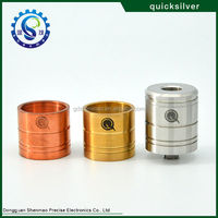 Hottest & Newest Products 26650 Quicksilver RDA Big Quiciksilver 28mm Quicksilver