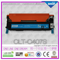 high quality compatible toner cartridge from ASTA and toner reset chip for samsung clx-3185