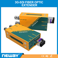 Professional 3G-SDI Fiber Optic Extender