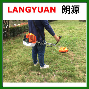 43cc 1.47kw robot grass trimmer with line trimmer mitsubishi