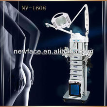 NV-1608 2016 new multifunctional machine 19 IN1 beauty salon equipment for facial for salon
