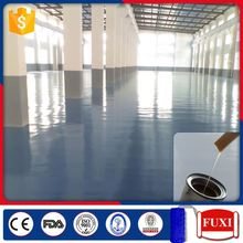 China Products Industrial Water Based Solvent Epoxy Self-leveling Seal Primer Floor Paint