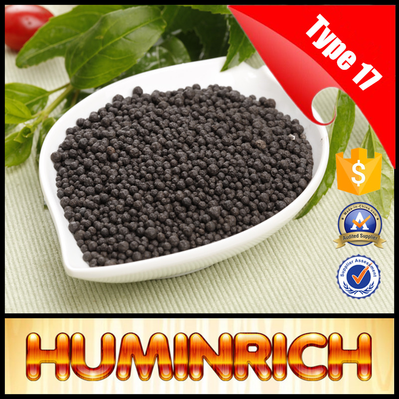 Huminrich Coffee Smell Amino Acid NPK Granular Fertilizer