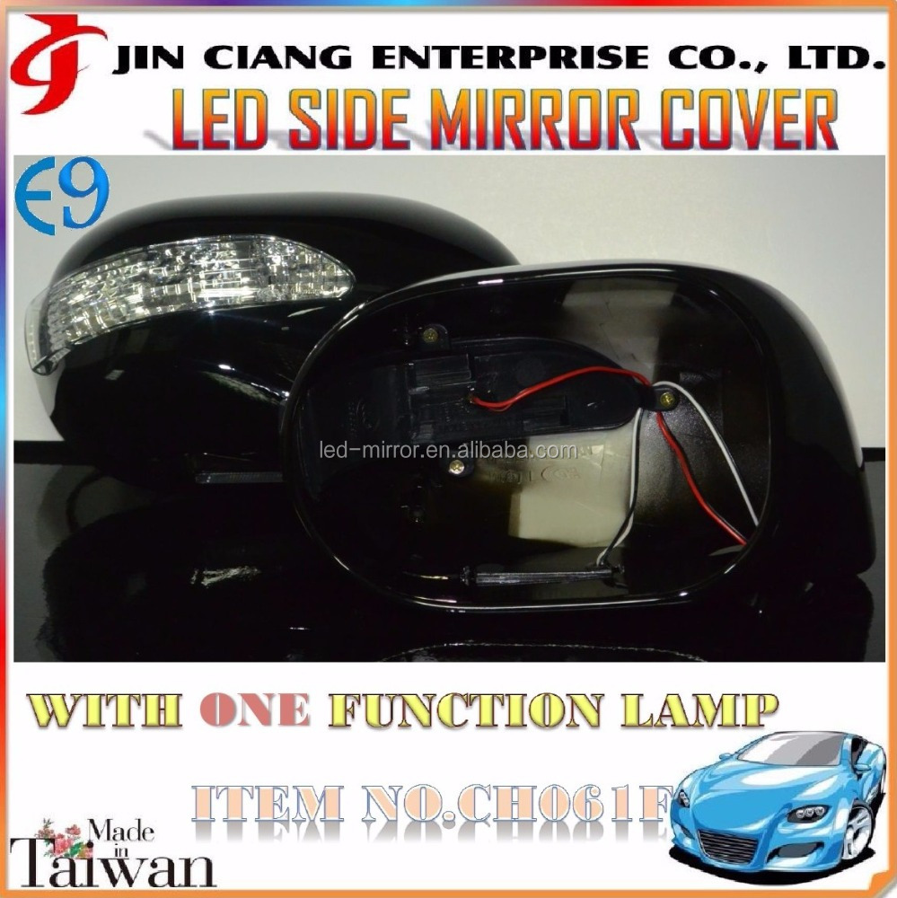 Special offer FOR NISSANN NOTE MARCH <strong>K12</strong> LED SIDE MIRROR COVER