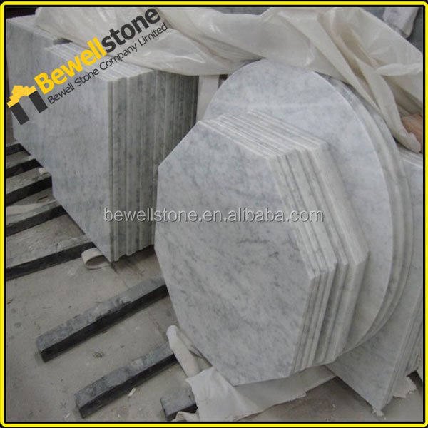Chinese supplier of italian marble table wholesale price, prefabricated modern design italian marble table