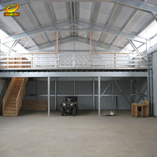 Industrial steel building manufacturers low cost factory workshop steel building metal buildings for sale