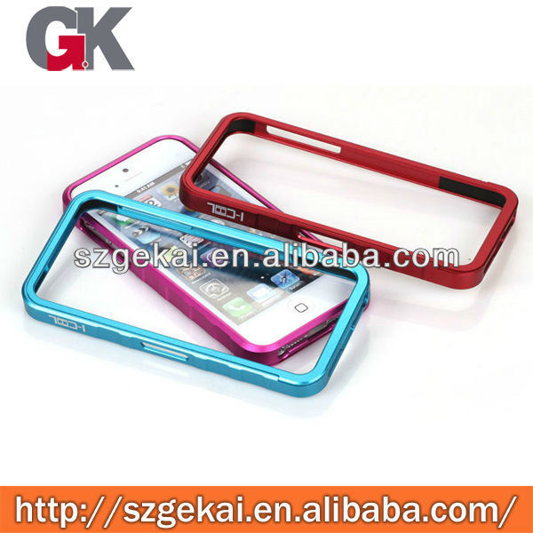 New aluminum frame case cover for iPhone5 Top quality