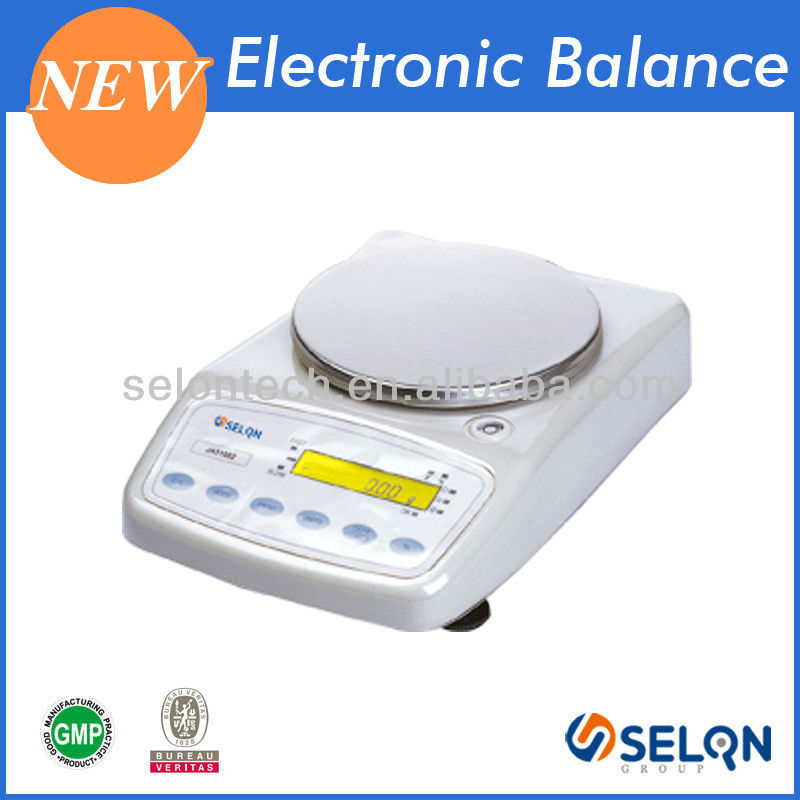 SELON SE21002 MONEY COUNTING SCALE, AMBIENT TEMPERATURE COMPENSATION, STABLE READING