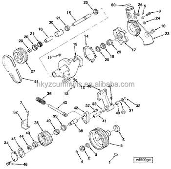 Plastic Model Engine Detail