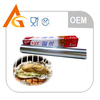 china factory dispsable household aluminium foil for food packaging