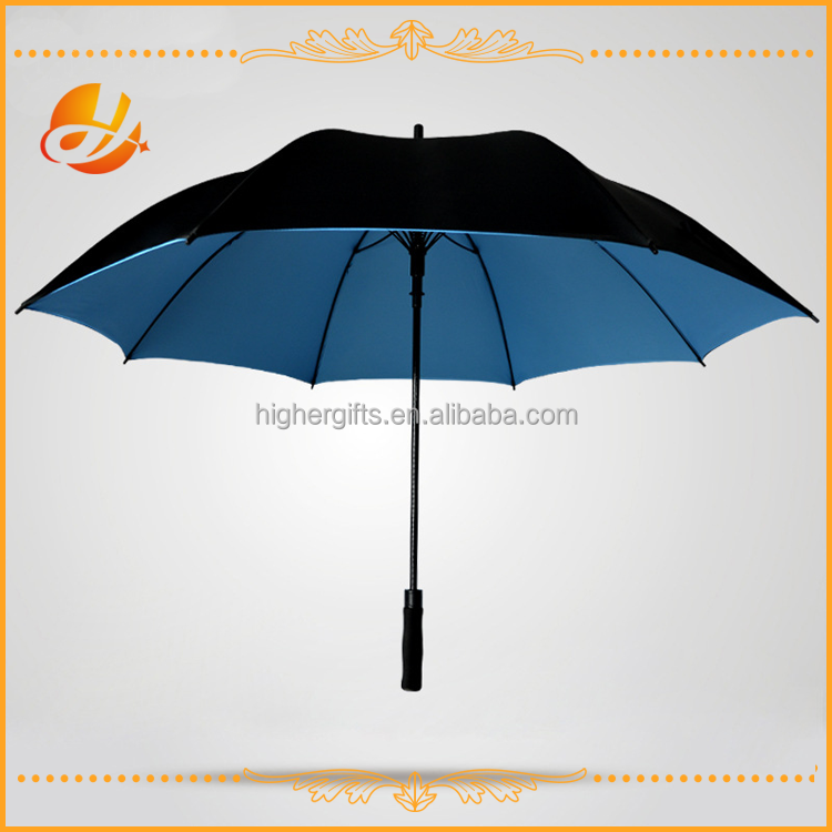 Windproof Golf Umbrella 62 inch Oversize Automatic Open Large Outdoor Golf umbrella Rain&Wind Repellent Sun Protection