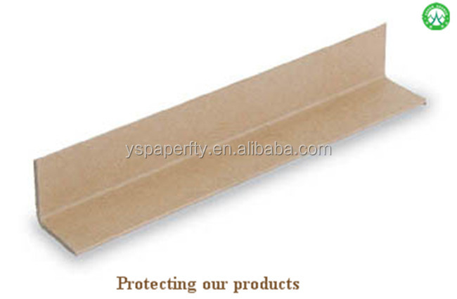 Good Quality U shape protector L shape paper protect for fruit customized size paper corner protector