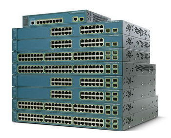 Cisco WS-C3560V2-24PS-S ethernet Switch