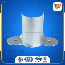 customized metal bending parts forming processing U clip