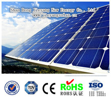 Grade A 25 years warranty polysilicon solar panel 300w for solar kits