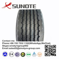 chinese brand high performance truck tire 385 65r22.5 for trailer