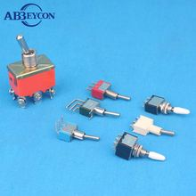 China made car parts black box power transfer toggle switch