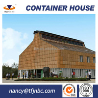 Mobile Low Cost Prefab Container House