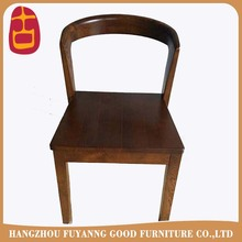 solid ash bentwood dining chair modern wood chair dining room furniture