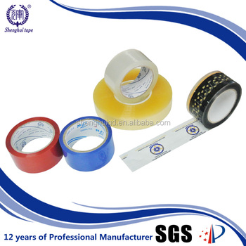 Long Experience Eco Friendly Environment Friend Packing Tape Supplier