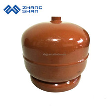 2017 Hot Sale Portable Camping Cooking 2kg LPG Gas Cylinder Bottle