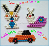 Kids diy magic water beads toy for educational