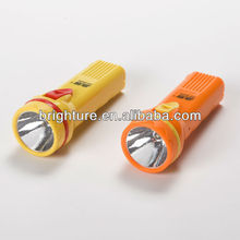 UNIQUE Multi-function Rechargeable Plastic FLASHLIGHT , led lamp strong light torch flashlight