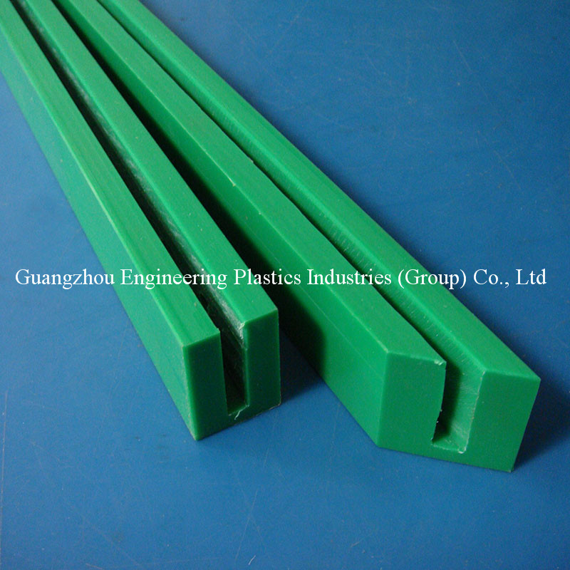 Guangzhou Supplier Good Impact Strength UPE UHMWPE Plastic chain guide
