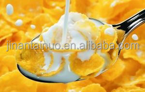 corn flakes production process/corn snack production line/machine to make corn flakes