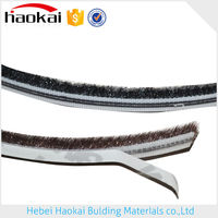 Custom made widely use self-adhesive window door seal weather strip